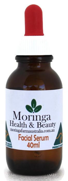 AUSTRALIAN Moringa FACIAL SERUM - Anti-Oxidant intensive 40ml