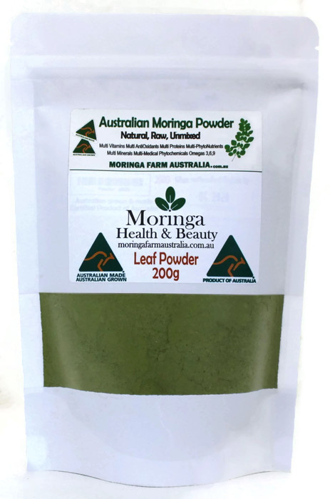 Moringa POWDER 200G - Made To Order