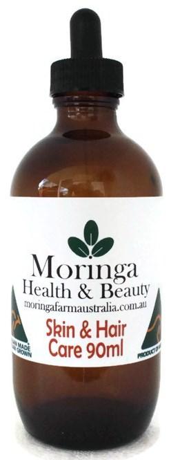AUSTRALIAN Moringa SKIN CARE Hair Care 90ml - Pure Moringa seed oil