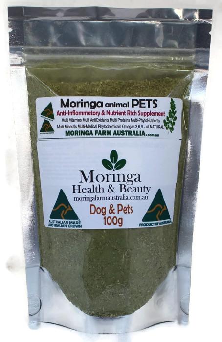 AUSTRALIAN Moringa DOGS & Animal Pets 100G