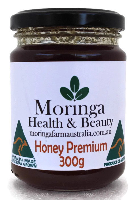 Moringa HONEY 300G Premium. Made To Order
