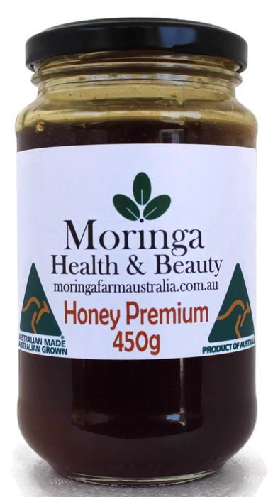 AUSTRALIAN Moringa HONEY 450G Premium. Made To Order