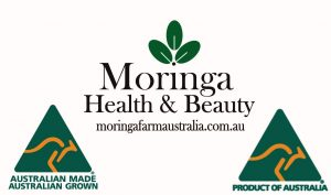 Moringa Australia Website