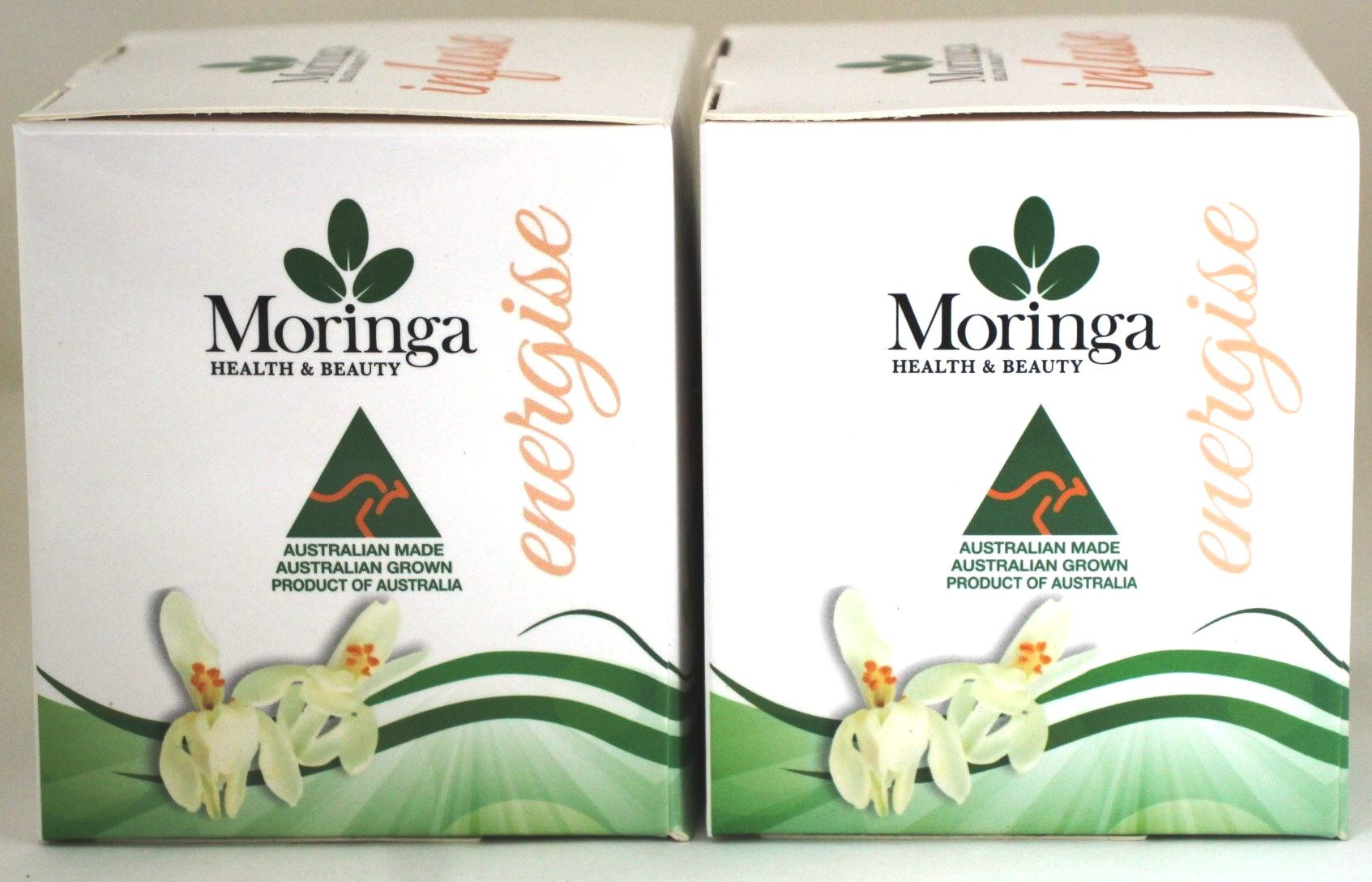 Moringa TEA BAGS. Moringa FLOWERS with Charmomile X 2 Boxes