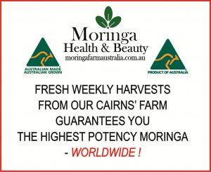Australiam Farmed Moringa