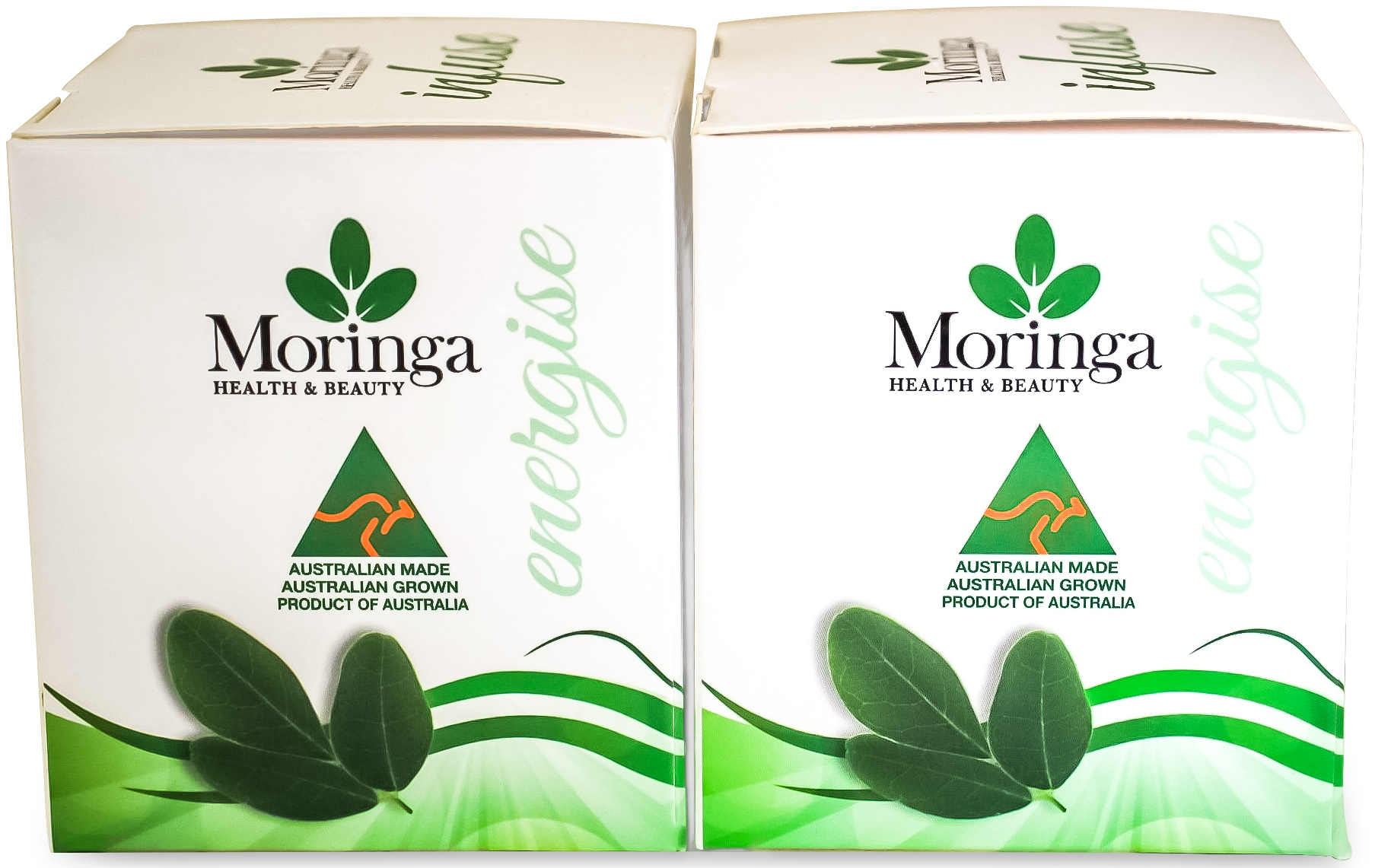 AUSTRALIAN Moringa TEA BAGS. Moringa FLOWERS with Charmomile X 2 Boxes - 24 bags