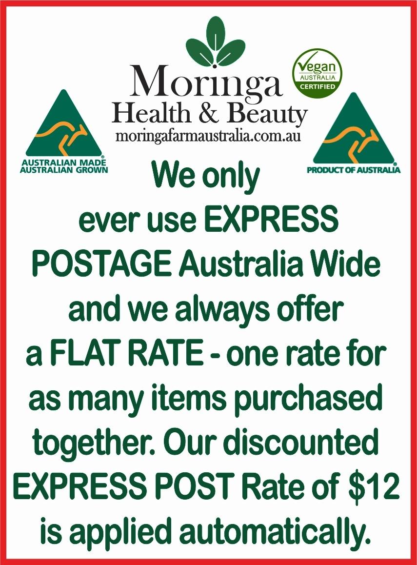 Daily Express Posted Cairns Australian Moringa